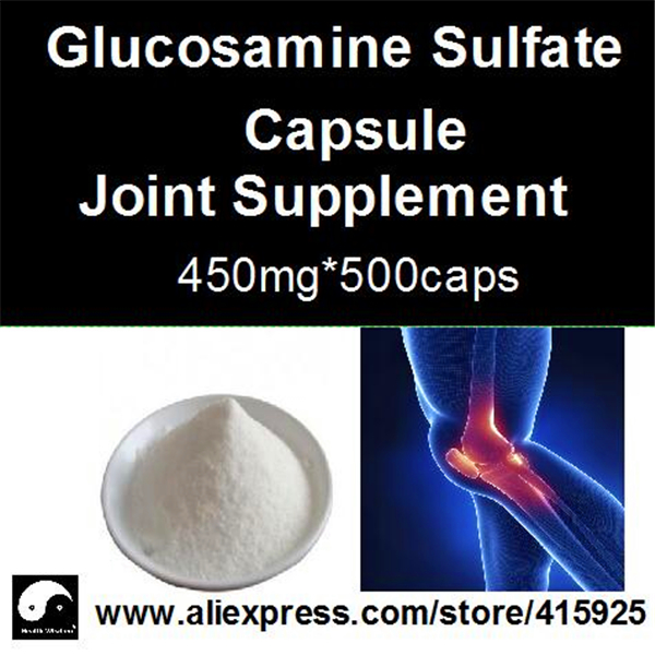 Glucosamine Sulfate Powder Capsule Bone &amp; Joint Dietary Supplement<br><br>Aliexpress