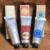 30ml Shea Butter+cherryblossom+rose Hand creams Moisturizing Whitening Firming Cream Hand Care 6pcs/box, 6 boxes/lot GI2594