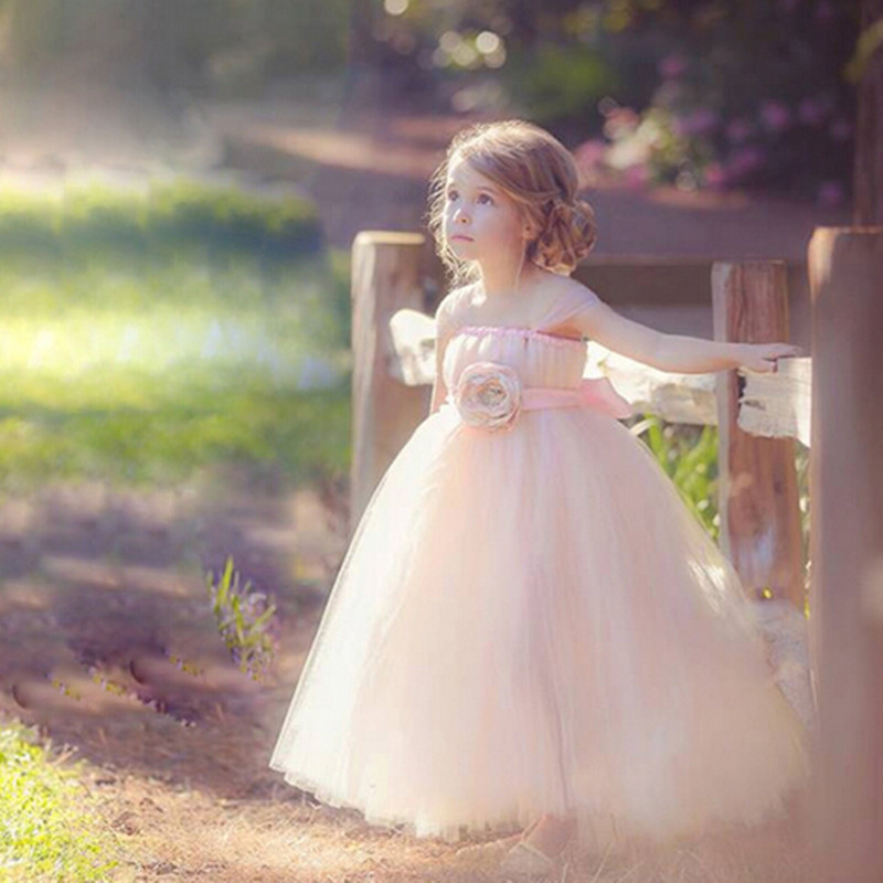 Buy rustic lace baby flower girl dresses for 10 year old dresses for weddings