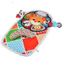 Children Learning & education Play Mat Game Blanket Baby On Pillow Infant Baby Blanket Eco-friendly Crawling Pad WJ215(China (Mainland))