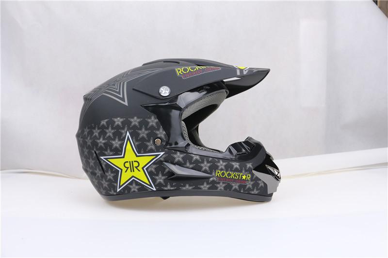 Купить Профессиональный Свет вес off road мотоцикл шлем DOT утвержден мотоциклетный шлем байк передач головой
