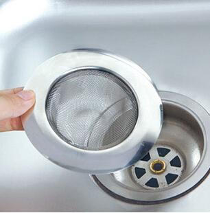 Мода из нержавеющей стали кухонные приборы канализационные удобный фильтр колючая проволока