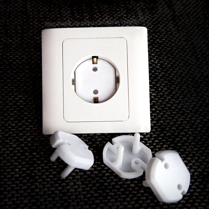 Бесплатная доставка ребенок от поражения электрическим током евро ребенок электробезопасность-бесплатная защитник розетка заглушка безопасность продукции 10 - 50 шт.