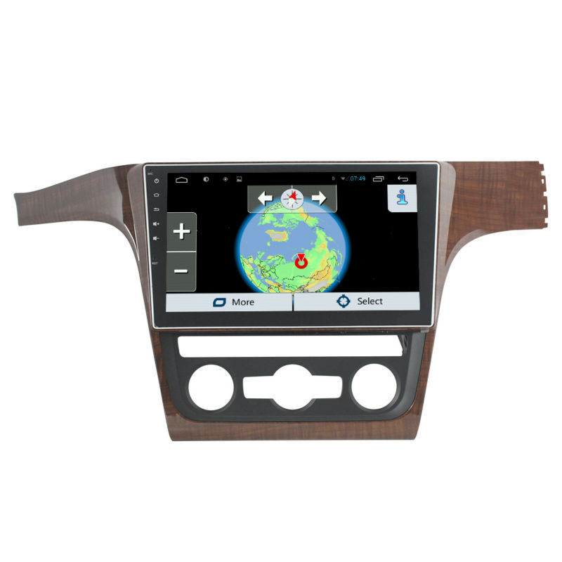 For VW Passat Car radio GPS with Built-in WiFi/GPS Navi/FM/AM Radio/Bluetooth/Multimedia/USB/SD/AUX/Official Software Edit/SWC(China (Mainland))