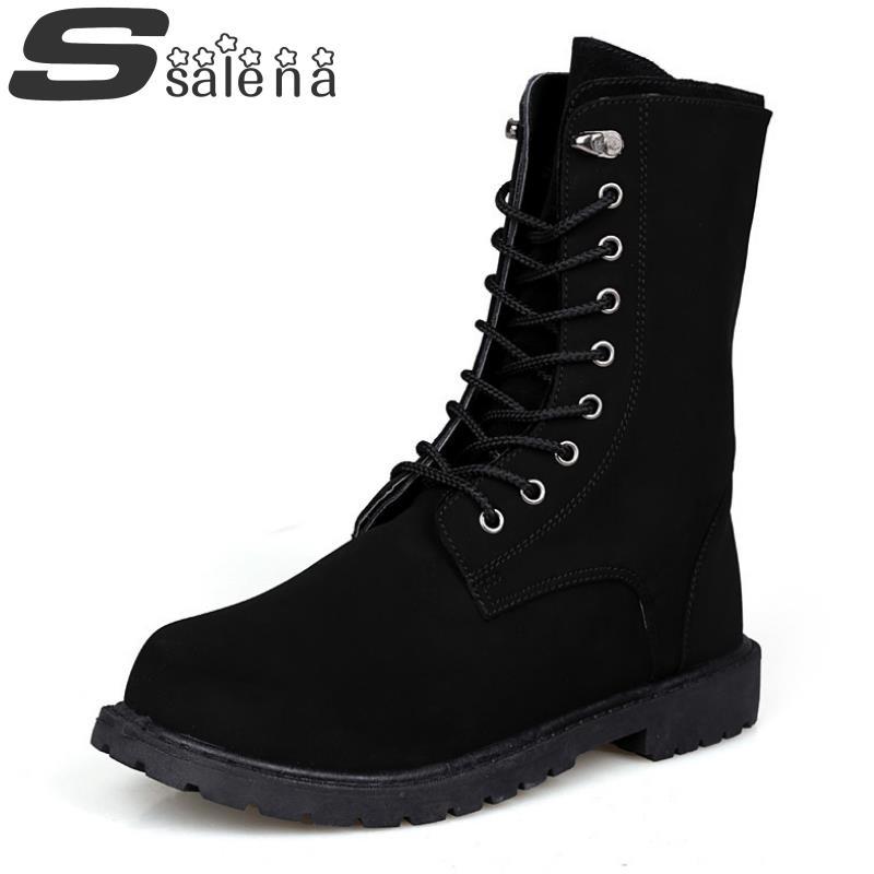 Online Get Cheap Fashion Combat Boots for Men -Aliexpress.com ...