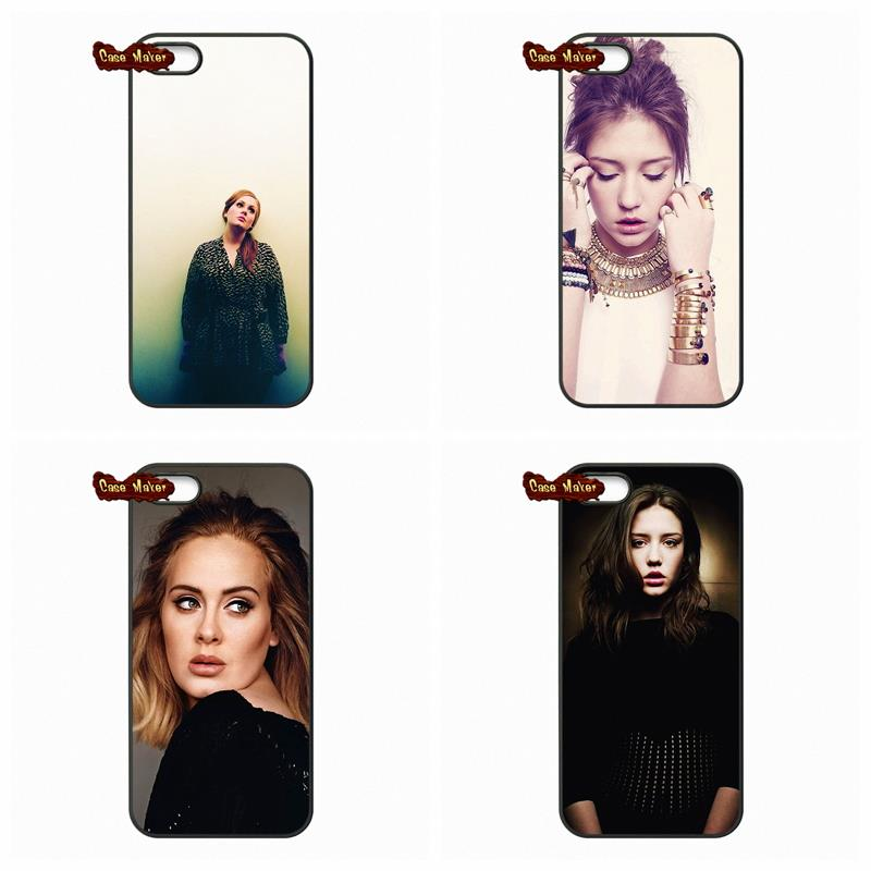 For Samsung Galaxy A 3 5 7 J 1 5 7 Core 2 Alpha HTC ONE S X Desire 820 816 British pop singer Adele Adkins Phone Cover Case(China (Mainland))