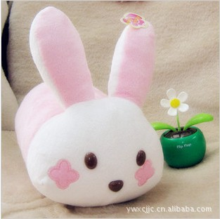 On behalf of charcoal bag wholesale cute cartoon rabbit variety of car accessories charcoal odor Decoration(China (Mainland))