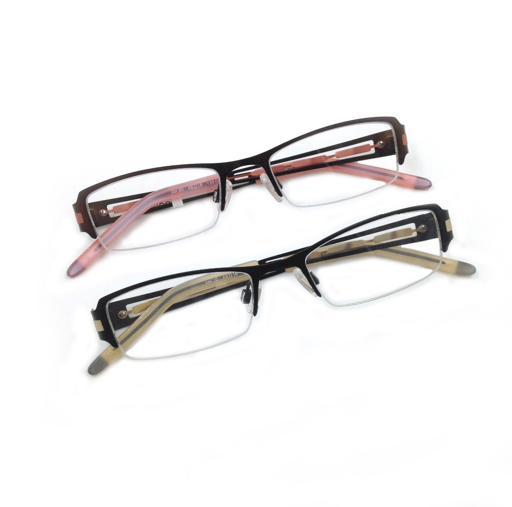 f24d5d0b20b Wholesale Laura Fairy Fashion Black And Pink Color Block Spectacle ...