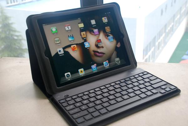 belkin mobile wireless keyboard instructions