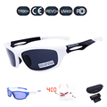 New REVO Polarized Cycling Sunglasses Mens Women TR90 UV400 Coated HD Lens Running Bike Bicycle Glasses