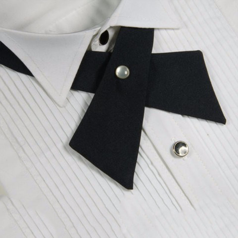 2016 New Fashion Solid Unisex Cross Tie Formal Dress Collar Flower Men's Women's Bow Ties Wedding Bowtie(China (Mainland))