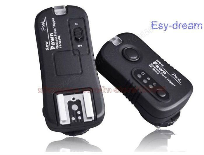 Pawn TF-364 2.4GHz Wireless Remote Shutter & Flash Trigger for Olympus PF152(China (Mainland))
