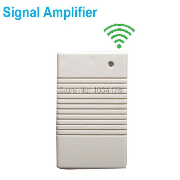 wireless FSK868mhz signal repeater strengthen signal stronger amplifier