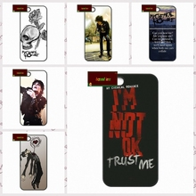 Buy Gerard Way Chemical Romance MCR Phone Cases Cover iPhone 4 4S 5 5S 5C SE 6 6S 7 Plus 4.7 5.5 J0403 for $2.23 in AliExpress store