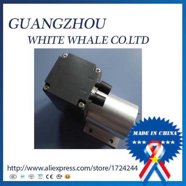 DC 24V micro diaphragm pump mini water pump -80kpa Vacuum pump Air Gas with 1m silicone Pipe(China (Mainland))