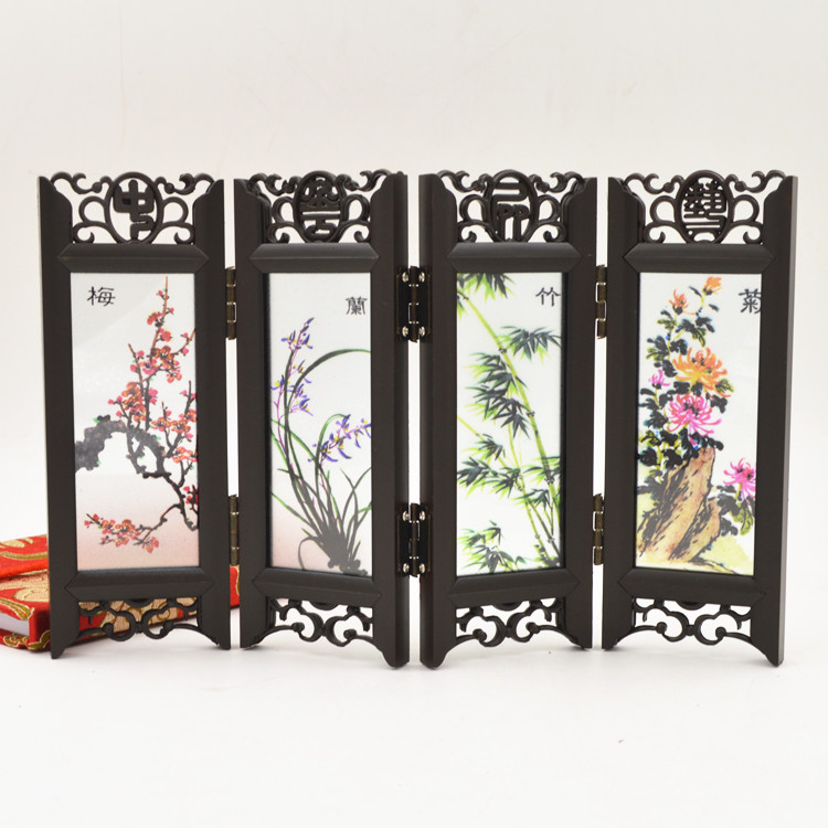 2016 Chinese folk home decoration Screens Room Dividers