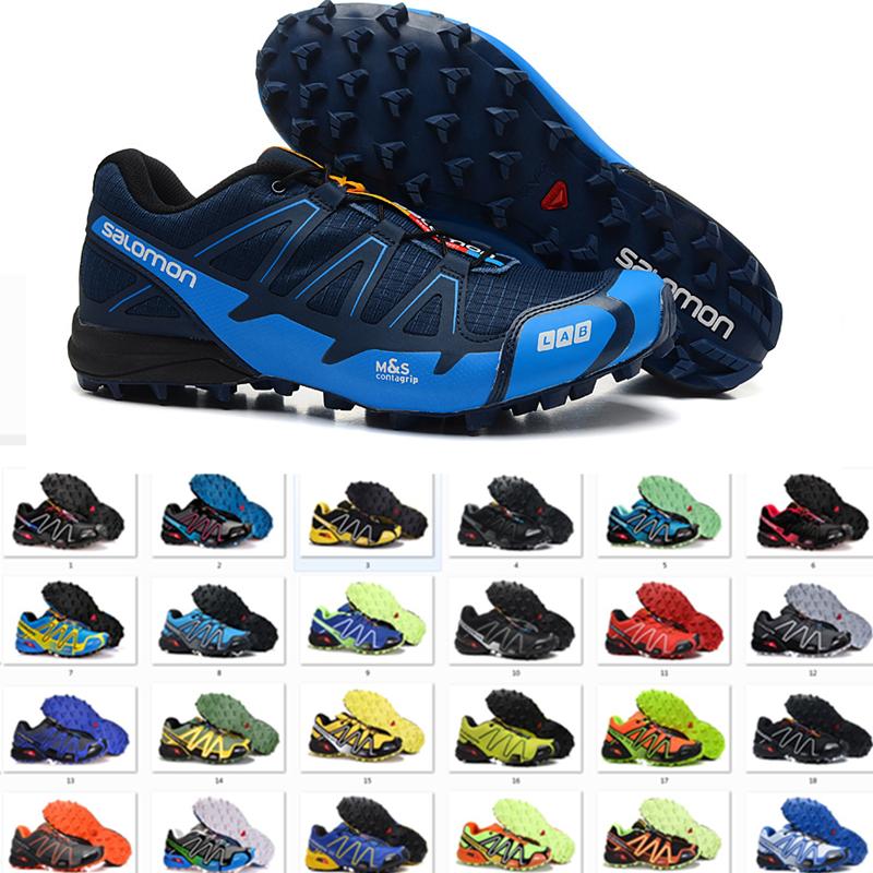 Usa Mens Salomon S-lab Fellcross - Store Product 2015 Salomon S Lab Fellcross 2 Men Shoes Original Zapatillas Salomon Outdoor Shoes 10 Colors Eur 1939296 32480833310