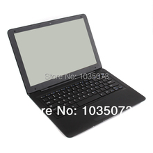 13.3 inch Netbook Laptop Notebook Dual Core  Intel Atom D2500 1.86GHz 2GB RAM 320GB ROM 1280*800 1.3M Webcam WIFI 2*USB2.0 Port(China (Mainland))