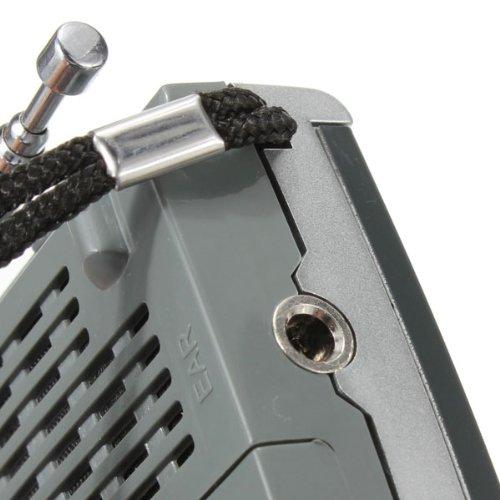 JFYB 2015 NEW,Mini Portable Pocket Broadcasting Radio AM FM Adjustable 2 Bands Receiver DC 3V(China (Mainland))