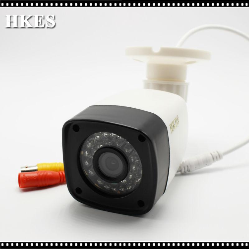 HKES Full HD CCTV Camera 1080P Outdoor Security Camera 2MP AHD Bullet Camera 960P 720P Ultral Low Illumination(China (Mainland))