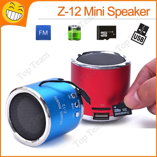 New portable micro SD TF USB speakers internet radio, mobile phone vibration computer music player, multifunction FM radio(China (Mainland))