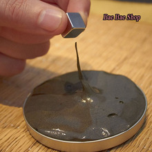 New Arrival Playdough Magnetic Rubber Mud Strong plasticine Putty Magnetic clay Awesome Education Novelty Toys Gift for Kids