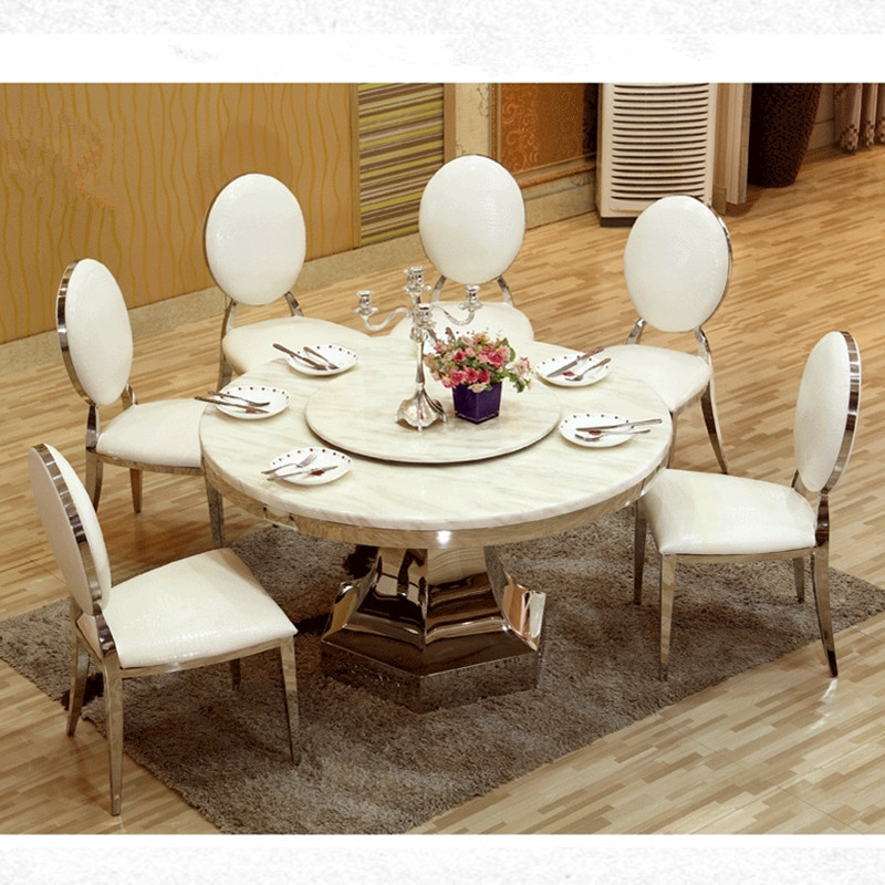 10 seater marble top dining table with turntable large for 10 seater dining table