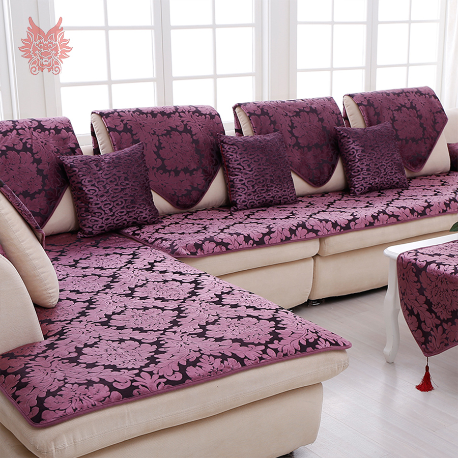 Purple Sofa Slipcover Reviews Online Shopping Purple Sofa Slipcover Reviews On