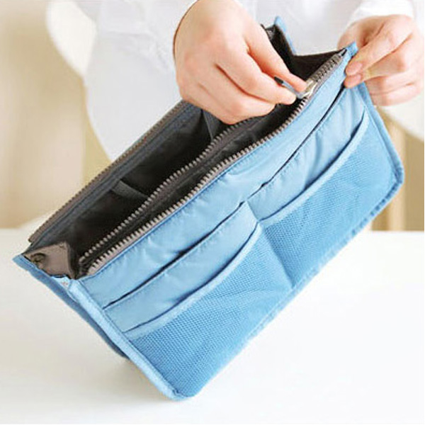 Make up organizer bag Women bolsas Men Casual travel bag multi functional Cosmetic Bags storage bag