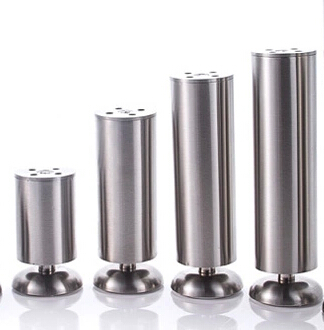 Stainless steel furniture table leg foot -Diameter:50mm H:60MM(China (Mainland))
