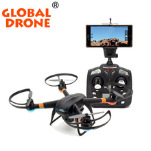 Global Drone GW007-1 FPV Drone DM007 Upgrade 2MP WiFi Camera Real Time Video RC Quadcopter 2.4G 6-Axis Quadrocopter Real Time