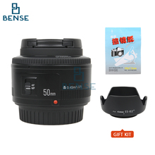 YONGNUO YN 50MM F1.8 Large Aperture Auto Focus Lens For Canon EF Mount EOS Camer(China (Mainland))