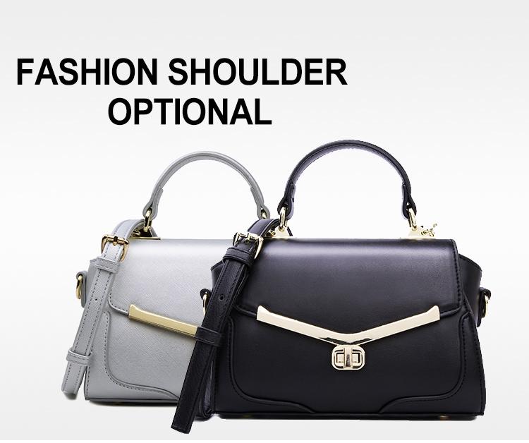 Famous Brand Japan Korean Style Flap Handbag Women Fashion Twist Lock Hand Bag Ladies Trendy Designer Casual Shoulder Bag