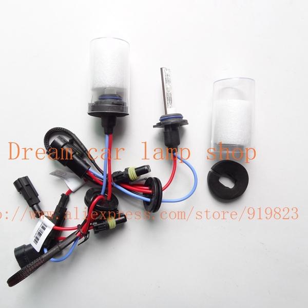 Free Shipping 9012/HIR2 HID Xenon Lamp 12V 35W 6000K Top Quality 9012 HIR2 Xenon Lamp(China (Mainland))