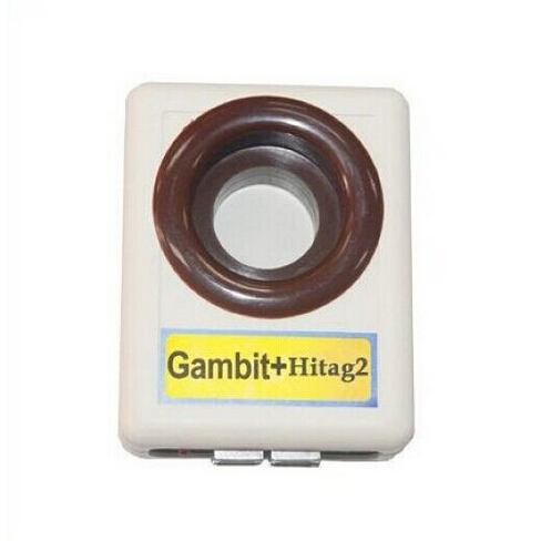 2015 Gambit+ Hitag2 V3.1 2 in 1 Programmer HITAG 2 key programmer Tool V3. 1Key Tool New HITAG 2 key programmer(China (Mainland))