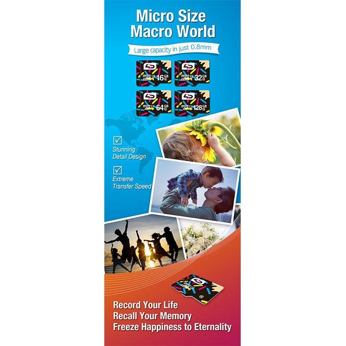 HOT Sale Micro SD Card 8GB UHS-1 15MB/S Storage Memory Card Flash Microsd for Phone