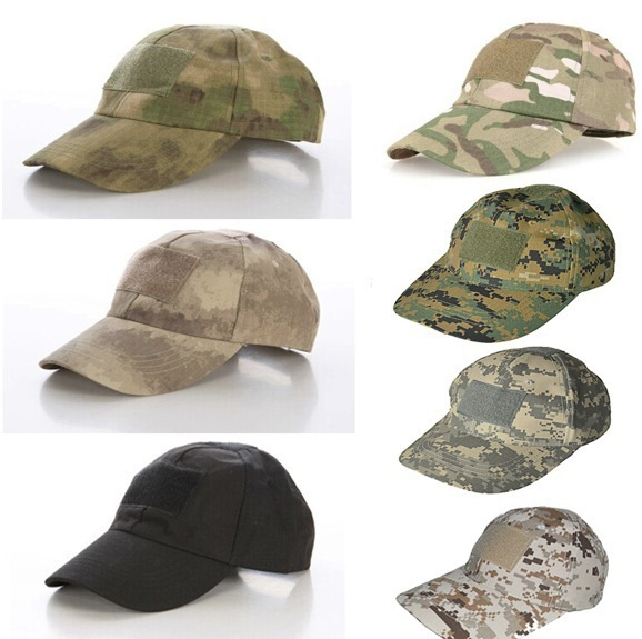 Unisex tactical men hat Tactical Baseball Cap Army Military Men's Hat With Adjustable Head Circumference military hat(China (Mainland))
