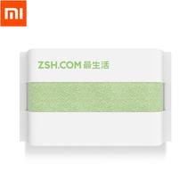 Buy Original Xiaomi ZSH Polyegiene Antibacterial Towel High Oeko-Tex Standard 100% Cotton 1.6 Second Strong Water Absorption for $6.90 in AliExpress store