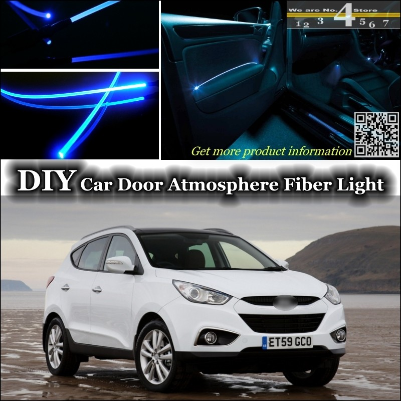 Atmosphere Interior Ambient Light For Hyundai ix35