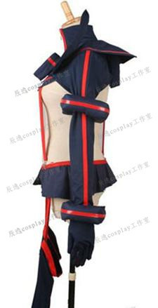 New Arrival Customized Kill La Kill Ryuko Matoi Anime Cosplay Costume Uniform For Women