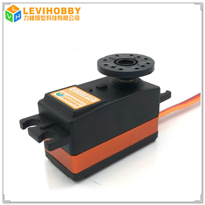 High Performance Low Profile 8kg Digital Rc Servo With