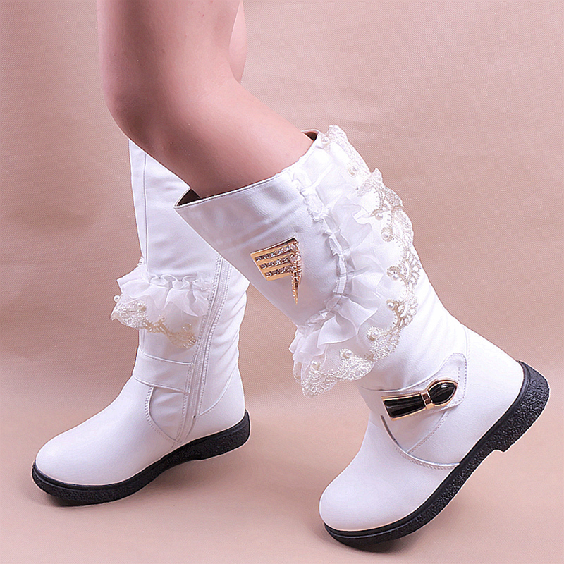 Free shipping 2013 new winter snow boots girls boots ...