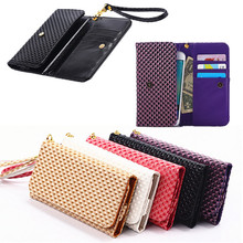 High quality PU leather wallet phone holster Bag Case For Samsung Galaxy S4 S3 A3 A5 E5 J1 J5 Phone Case Pouch Free shipping