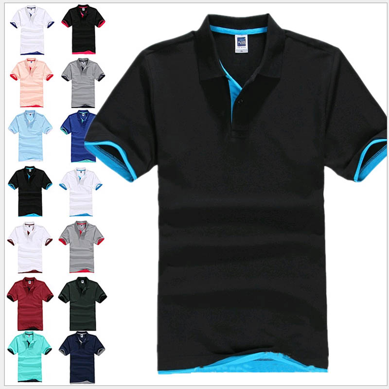 buy solid polo shirts support customlized logo women casual shirts. Black Bedroom Furniture Sets. Home Design Ideas