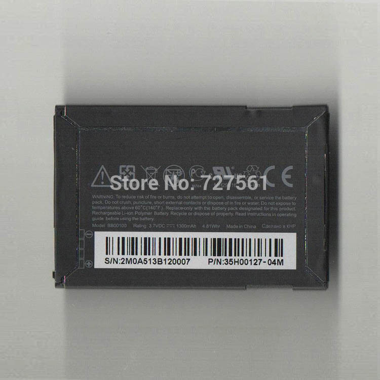 Original Replacement BA S420 BB00100 battery for HTC Droid Eris Incredible Google G6 G8 Wildfire 6200 incredible A6363(China (Mainland))