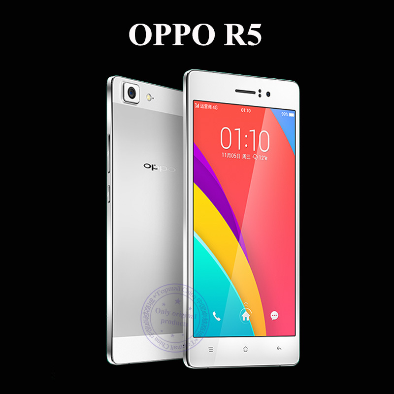 Original OPPO R5 Phone FDD LTE 4G cell phone Octa Core Camera 13.0MP 5.2 inch MSM8939 1.5GHz Mobile Phone topmall(China (Mainland))