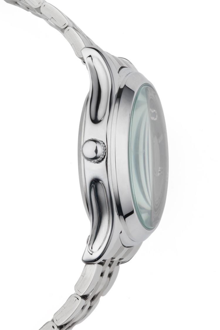 Мужская Роскошные Механические Наручные Часы EYKI Top Brand Мода & Casual Наручные Часы выдалбливают мужские Платья Водонепроницаемый Полная Сталь часы