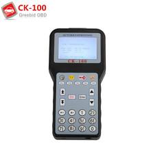 Date V46.02 CK-100 CK100 Auto Programmeur principal avec 1024 Jetons CK100 Programmeur principal CK 100 Programmeur CFF Mise À Jour Version(Hong Kong)