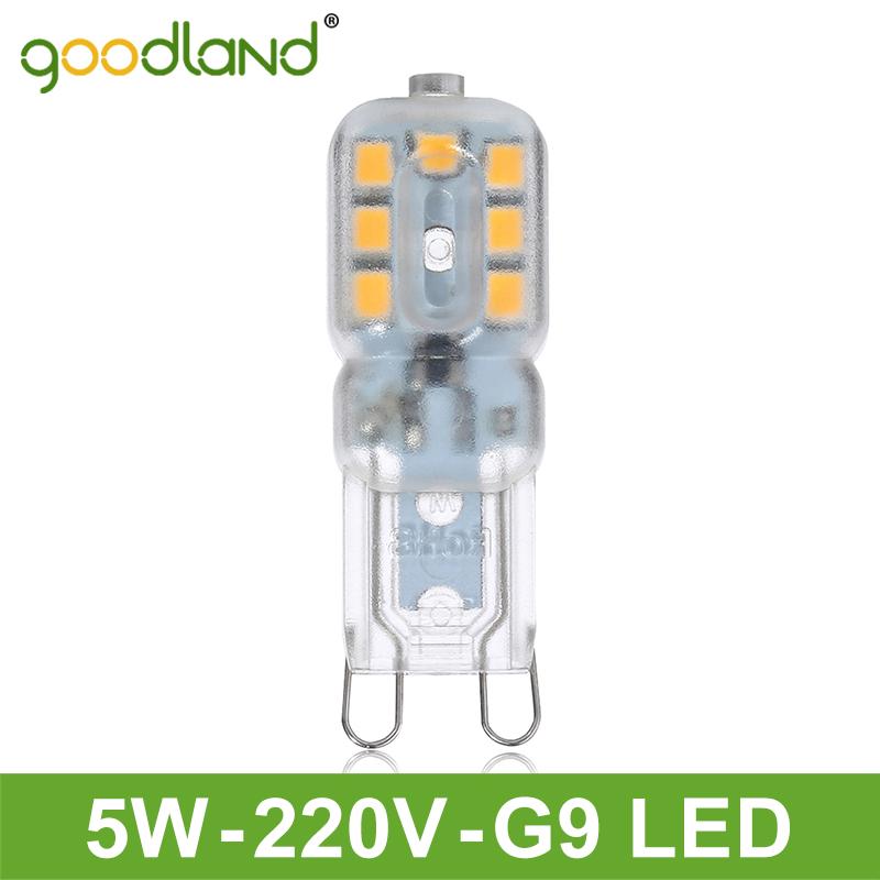 Online buy wholesale led g9 bulb from china led g9 bulb - Bombillas g9 led ...