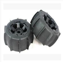 Buy Baja Rear Sand Paddles Wheel tyre 1/5 HPI Baja 5B Parts Rovan KM for $51.50 in AliExpress store